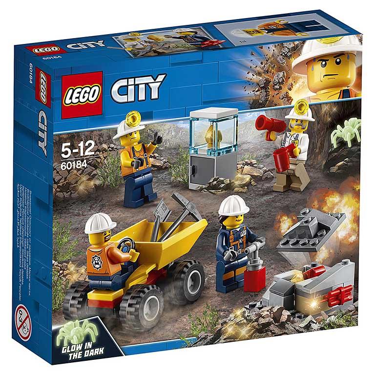 "60184 CITY ""Бригада шахтеров"""