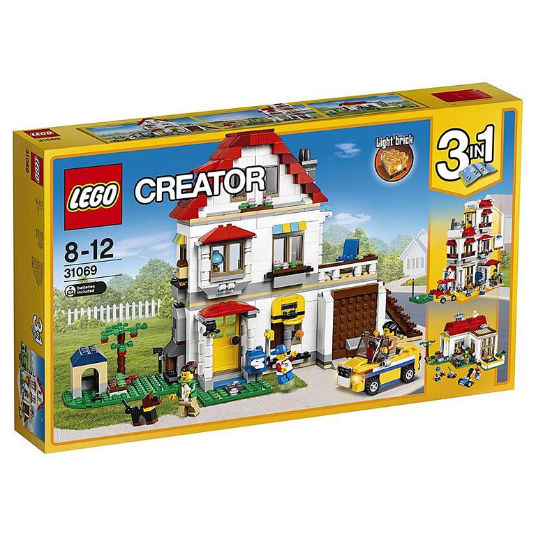 """31069 CREATOR """"Загородный дом"""""""