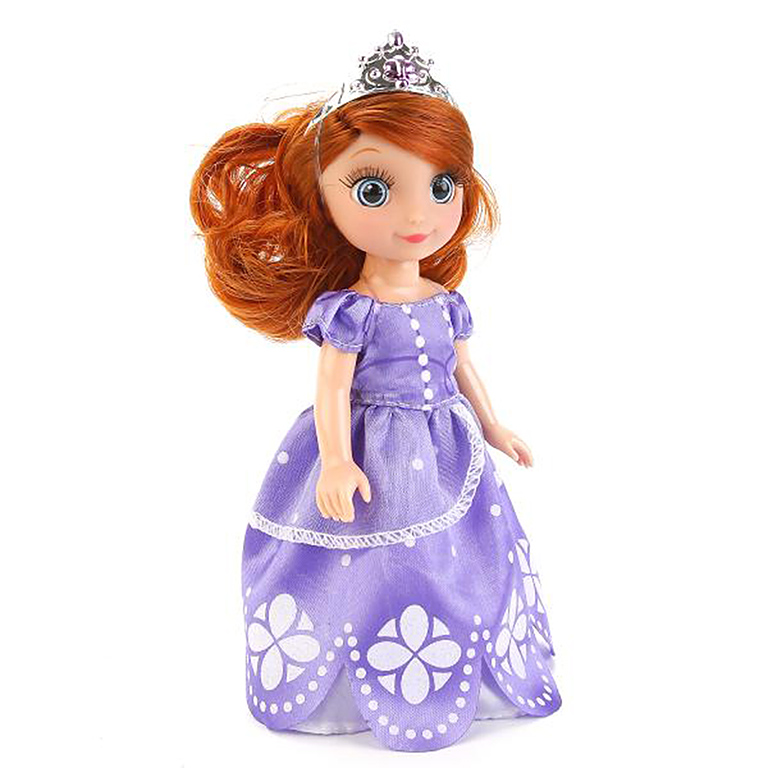 "SOFIA002X ""КАРАПУЗ"" DISNEY PRINCESS СОФИЯ 15СМ."