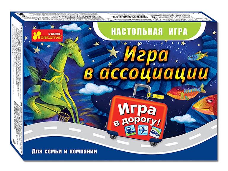 """12170004Р Настольная игра """"Игра в ассоциации"""""""