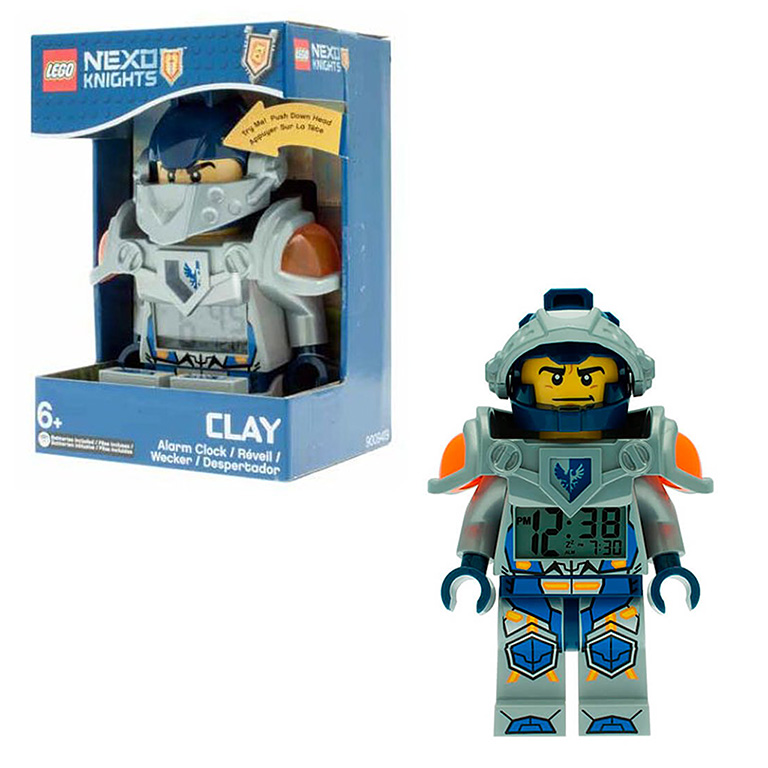 9009419 Nexo Knights Clay