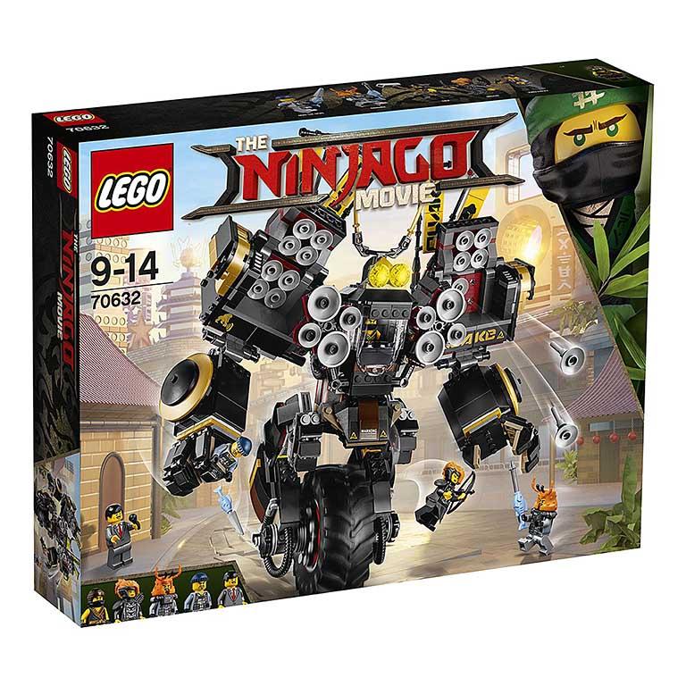 "70632 Ninjago ""Робот землетрясений"""