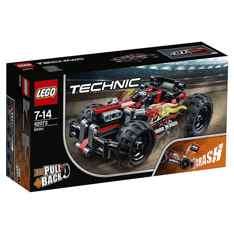 """42073 TECHNIC """"Красный гоночный автомобиль"""""""