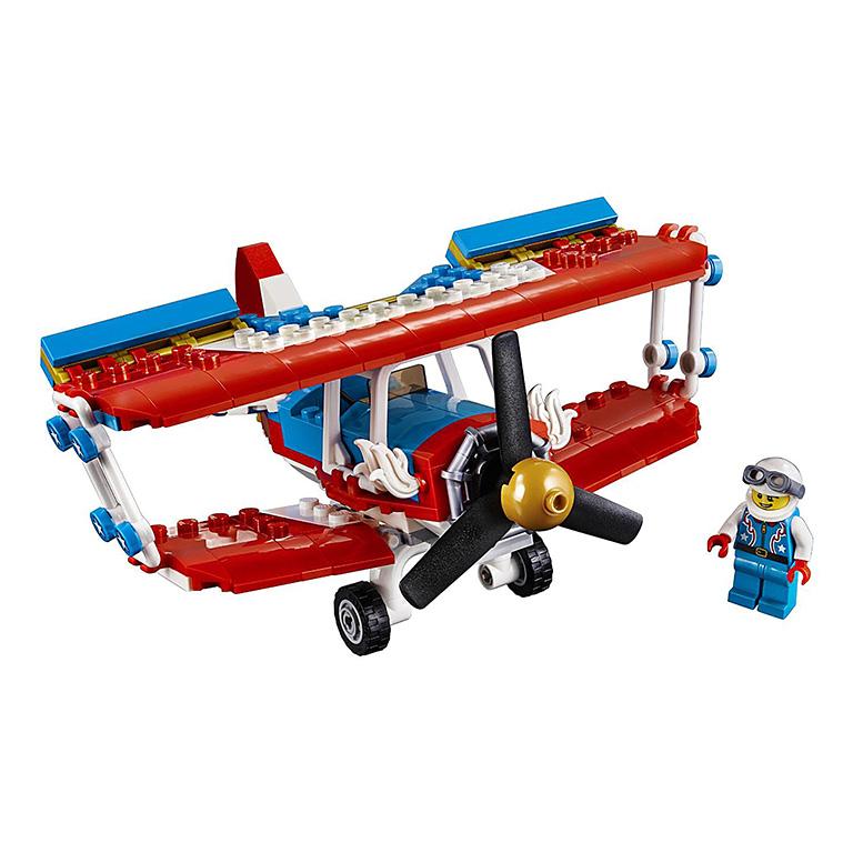 "31076 Creator ""Самолёт для крутых трюков"""