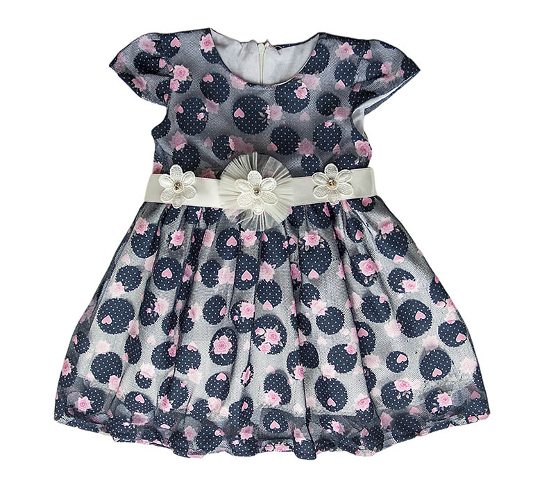 Платье 8301 (1-3лет)