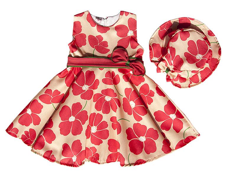 Платье 121 1-3 лет