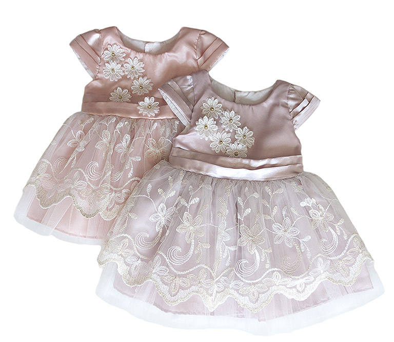 Платье 1730 (1-4года)