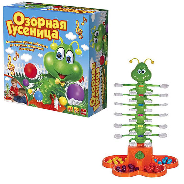 "30980.006 Goliath Игра интеракт ""Озорная гусеница"""