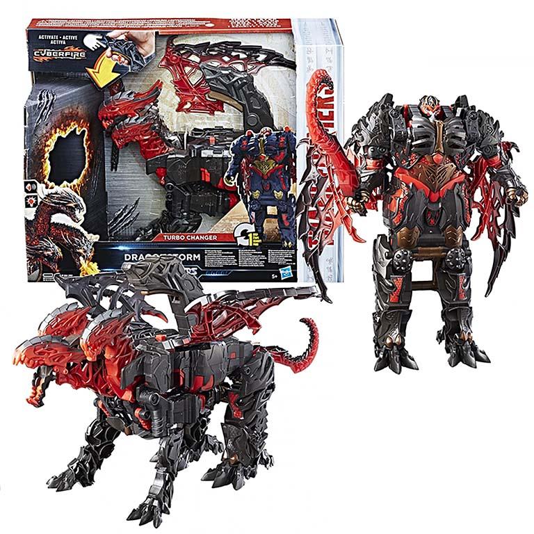 0934 Hasbro Transformers ТРАНСФОРМЕРЫ 5: ТУРБО ДРАКОН