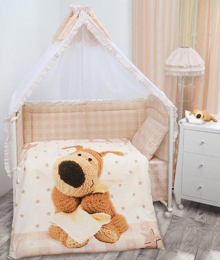 521205 Комплект в кроватку детский (Boofle baby)