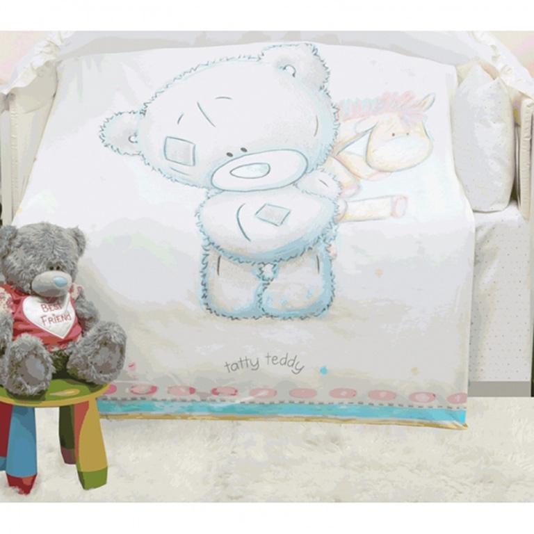 521101 КПБ детский (Teddy baby) н(1)40*60