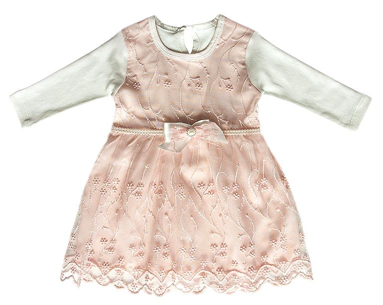 Платье 0020 (6-18мес)