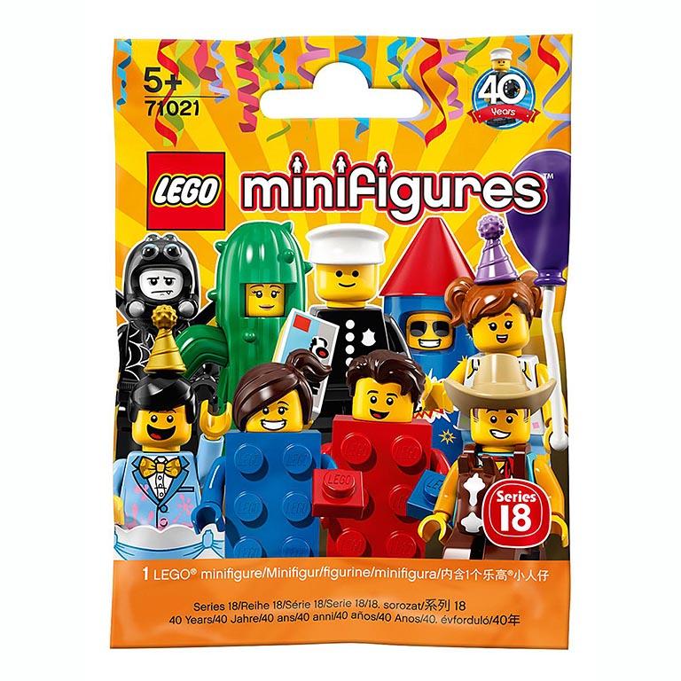 71021 Минифигурки LEGO, Юбилейная серия