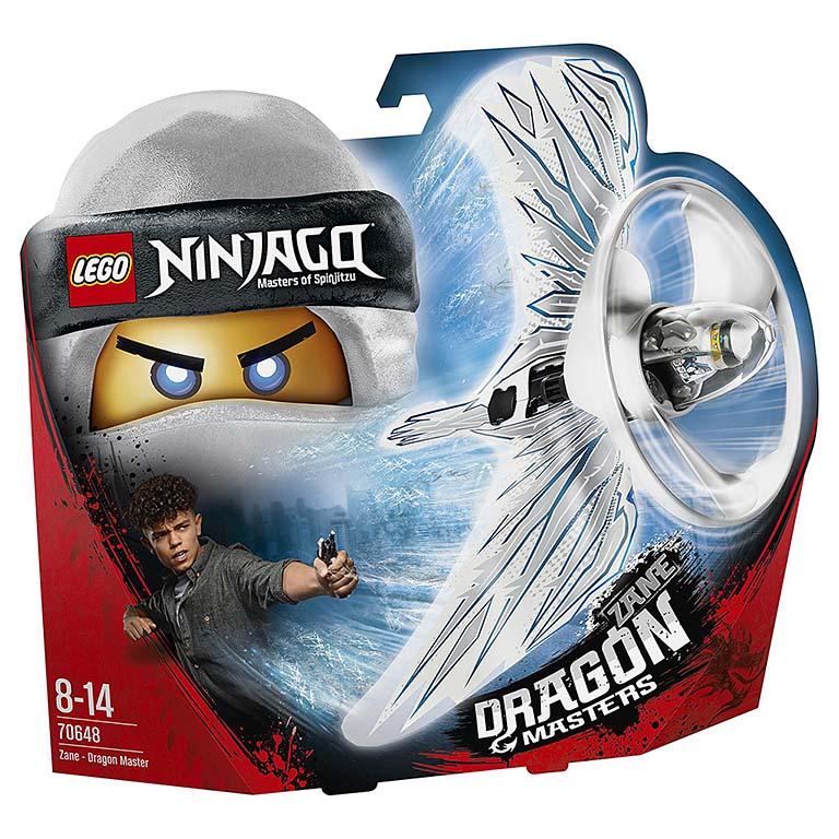 """70648 Ninjago """"Зейн — Мастер дракона"""""""