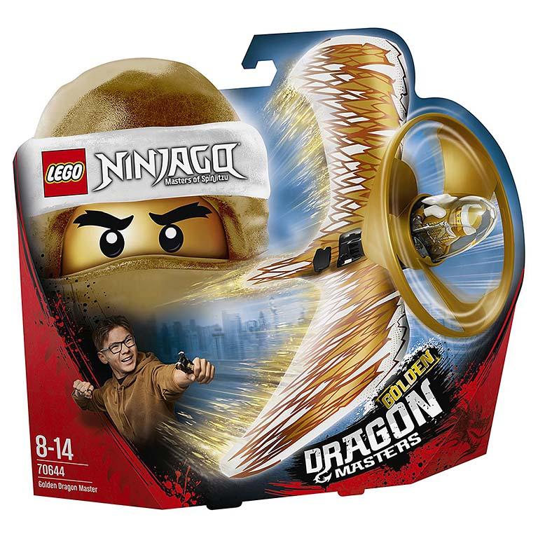 "70644 Ninjago ""Мастер Золотого дракона"""