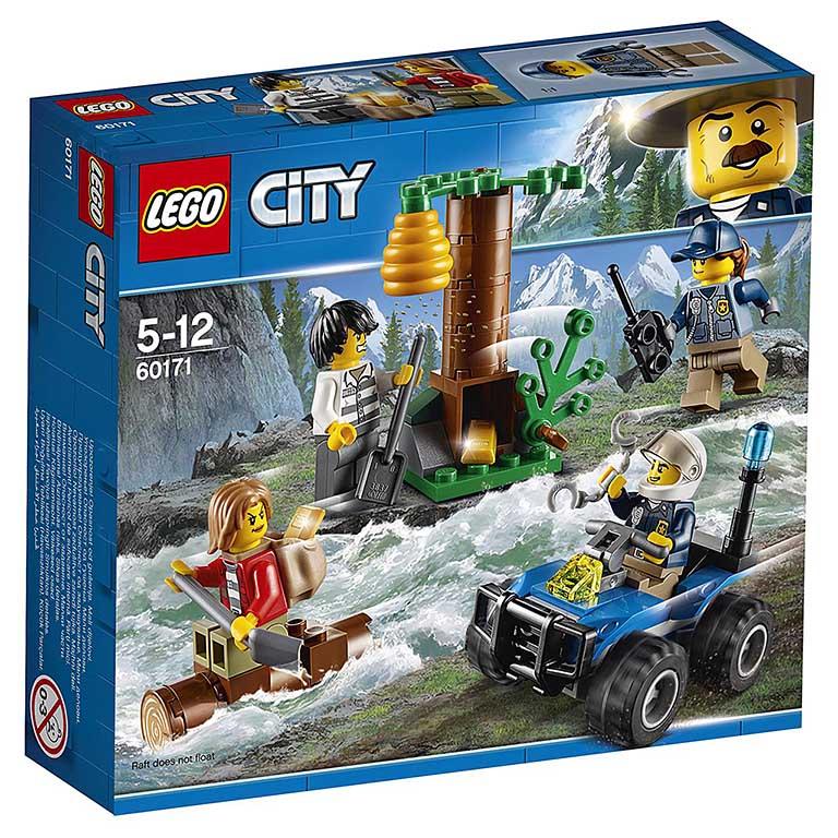 "60171 CITY ""Убежище в горах"""