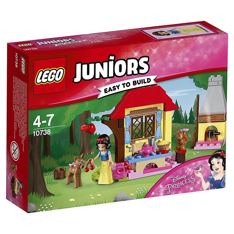 """10738 Juniors """"Лесной домик Белоснежки"""""""