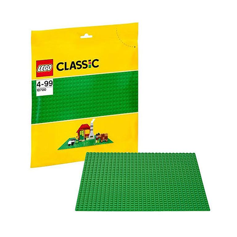 10700 Classic Строительная пластина зеленого цвета