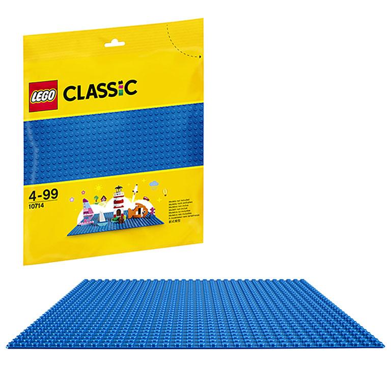 """10714 CLASSIC """"Синяя базовая пластина"""""""