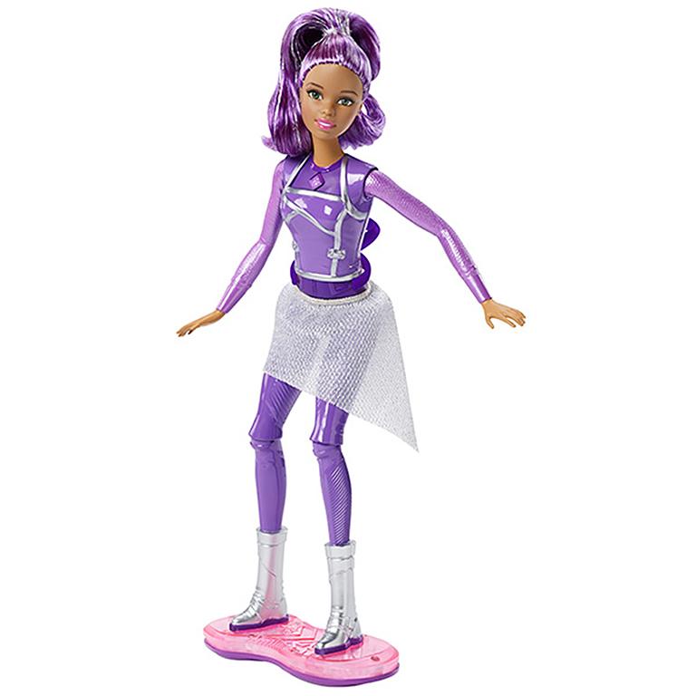 """DLT23  Барби Кукла с ховербордом """"Barbie и космическое приключение"""""""