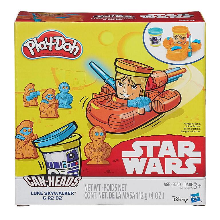 """Play-Doh В0595 """"Герои Звездные войны"""" (в ассортименте)"""