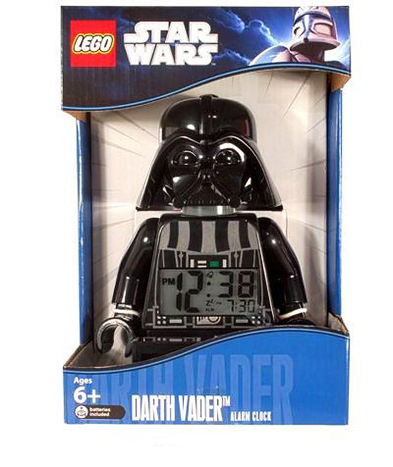 9002113 Lego Будильник Звездные войны Дарт Вейдер
