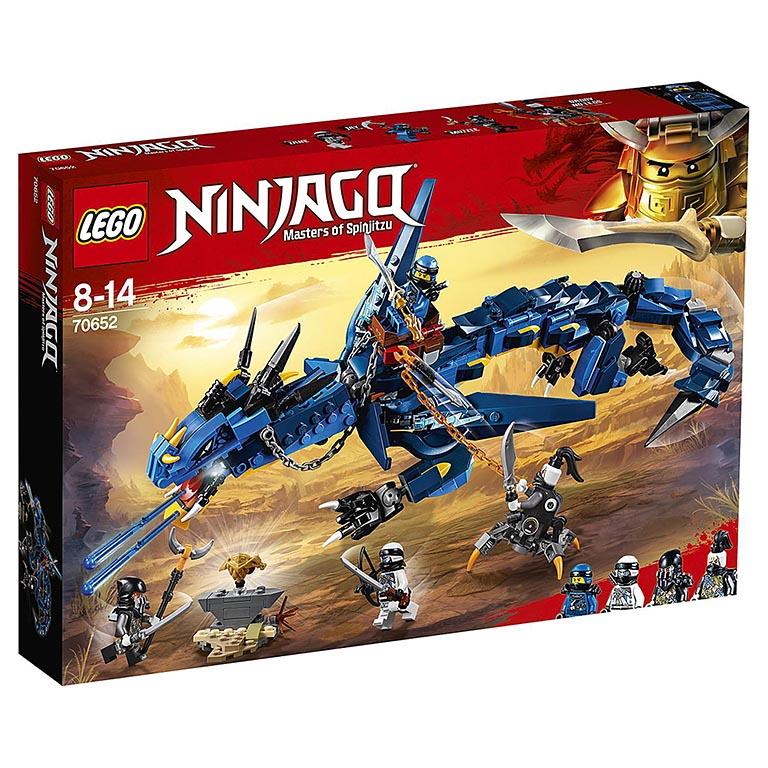 """70652 Ninjago """"Вестник бури"""""""