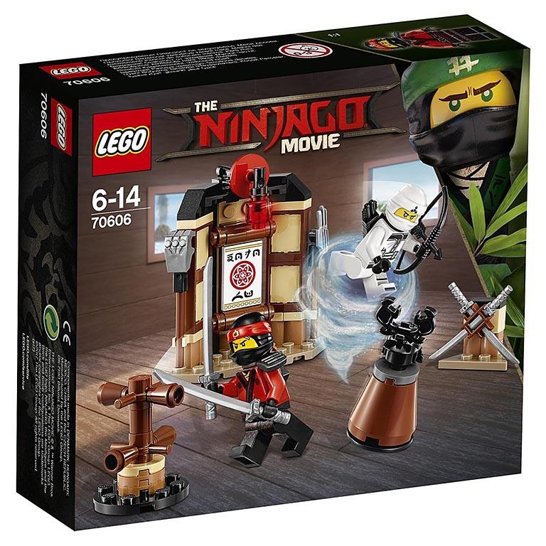 """70606 Ninjago """"Уроки мастерства Кружитцу"""""""