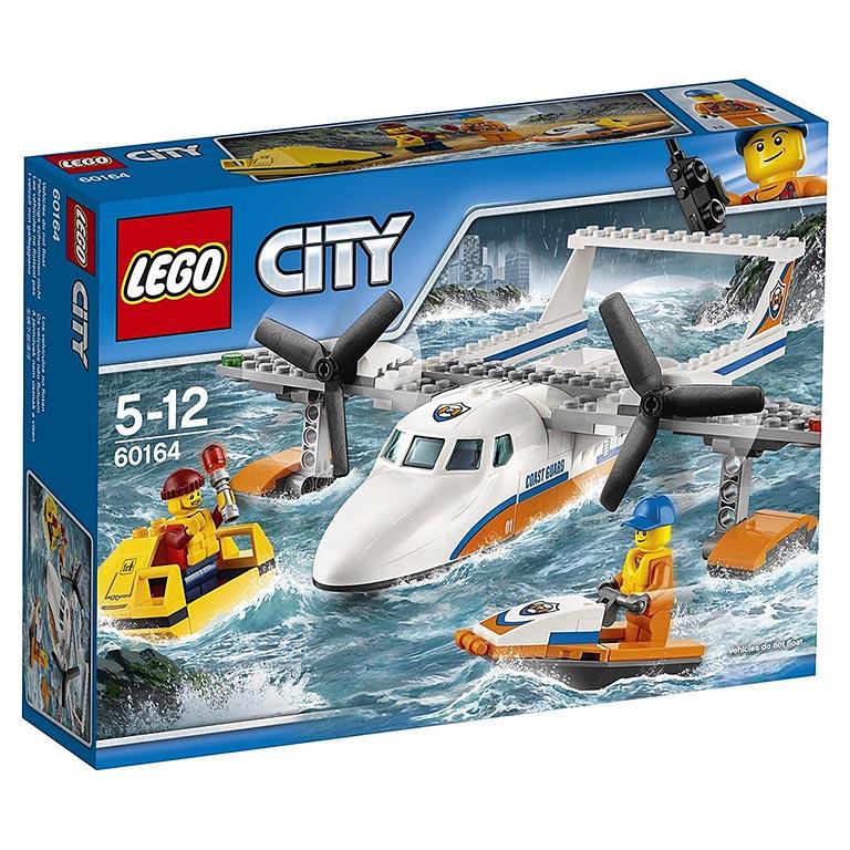 """60164 CITY """"Спасательный самолет береговой охраны"""""""