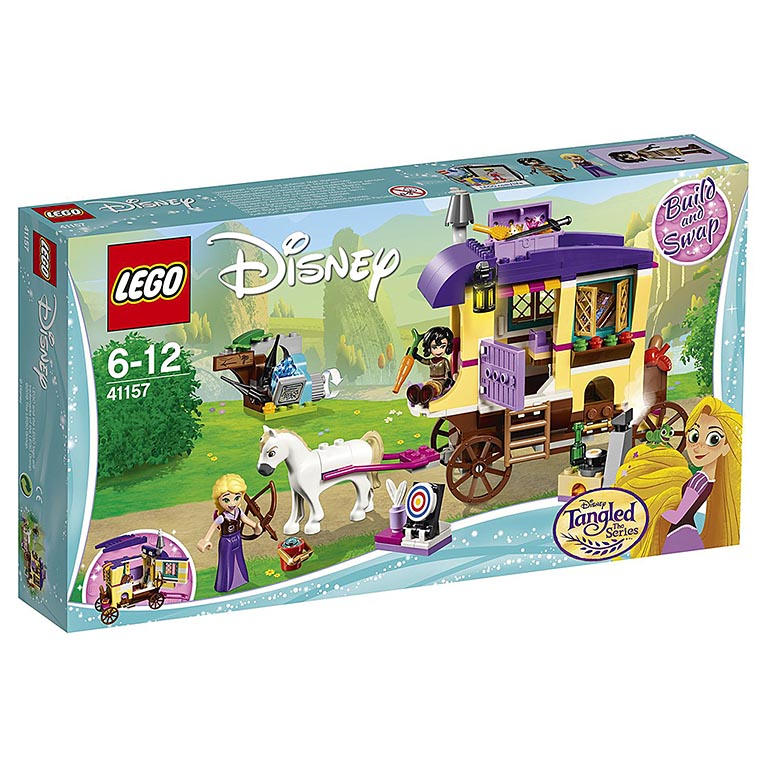 "41157 Disney Princess ""Экипаж Рапунцель"""