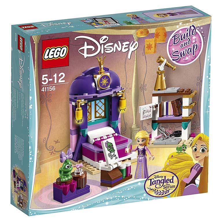 """41156 Disney Princess """"Спальня Рапунцель в замке"""""""