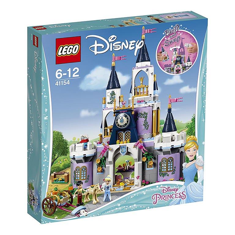 """41154 Disney Princess """"Волшебный замок Золушки"""""""