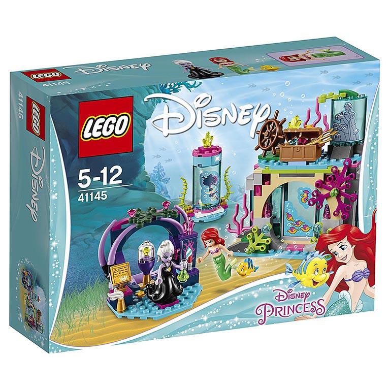 """41145 Disney Princess """"Ариэль и магическое заклятье"""""""
