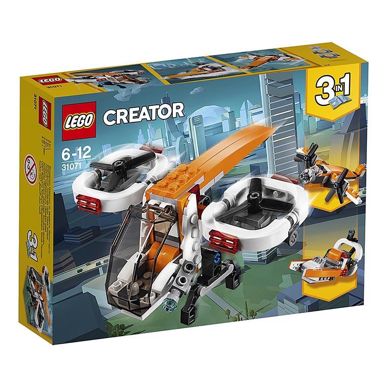 "31071 CREATOR ""Дрон-разведчик"""