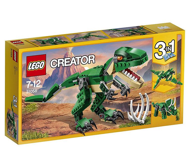 """31058 CREATOR """"Грозный динозавр"""""""