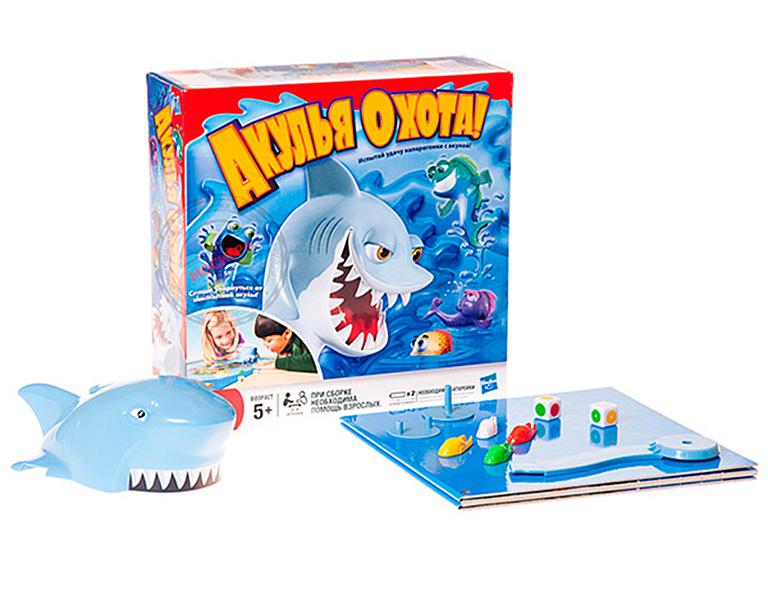 33893 Игрушка игра Акулья Охота