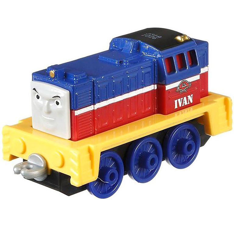 "FBC36 THOMAS AND FRIENDS ""Паровозик Иван"""