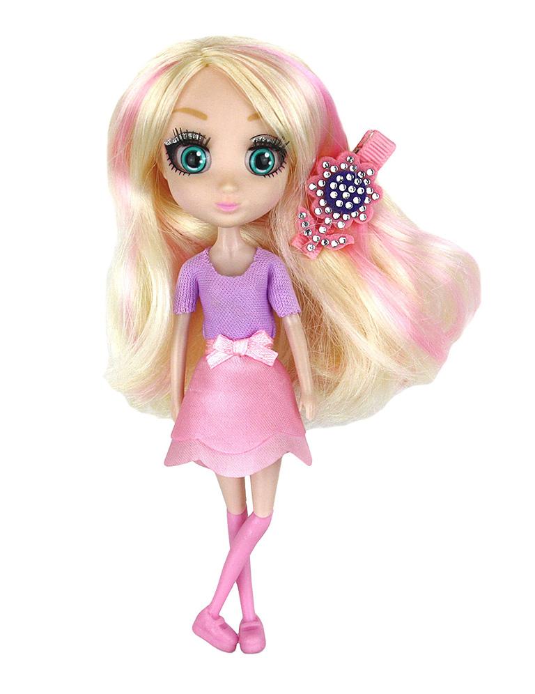 HUN6674 Shibajuku GIRLS Кукла 15см Шидзуки