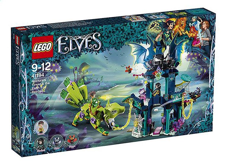 """41194 Elves """"Побег из башни Ноктуры"""""""