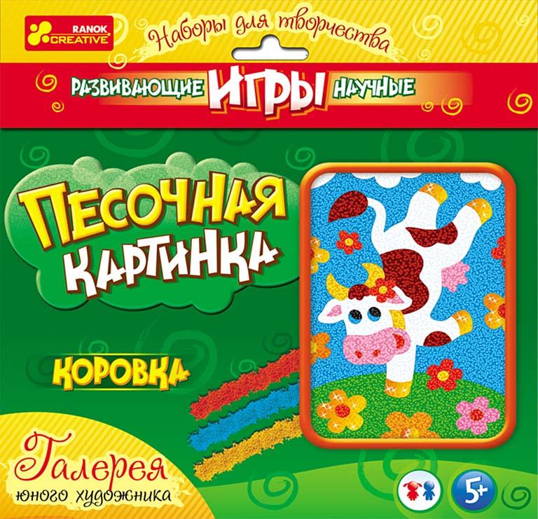 """12100025Р Набор для творчества """"Коровка"""""""