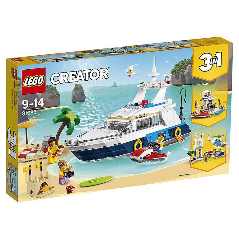 """31083 Creator """"Морские приключения"""""""