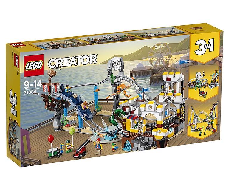 "31084 Creator ""Аттракцион ""Пиратские горки"""