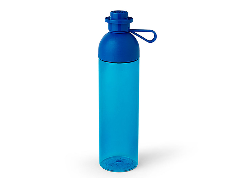 40430002 Бутылочка для питья LEGO 0.74л синяя