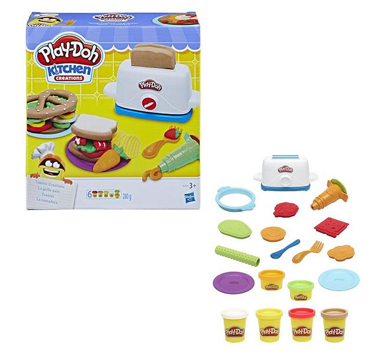 """0039Е Игровой набор """"Тостер"""" PLAY-DOH"""