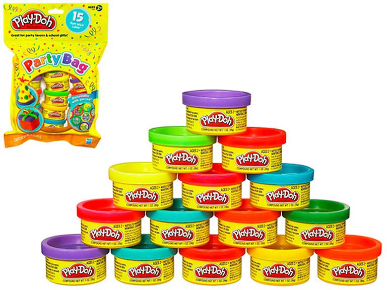 """18367121 Play-Doh Набор """"Вечеринка"""" 15 мини-банок"""