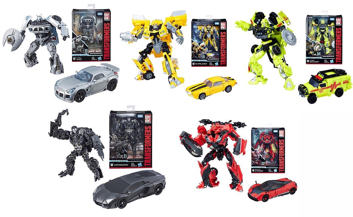 0701Е Hasbro Transformers ТРАНСФОРМЕР Коллекционный 20см