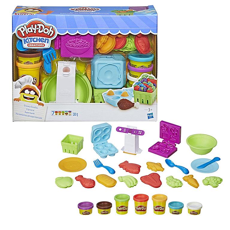 "1936Е Play-Doh Игровой набор ""Готовим обед"""