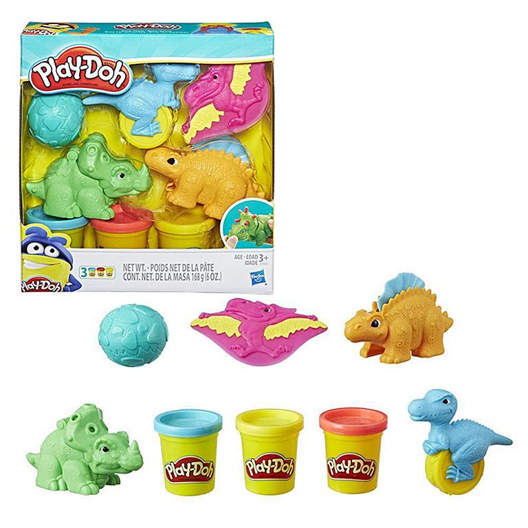"Е1953 Play-Doh Набор ""Малыши-Динозаврики"""