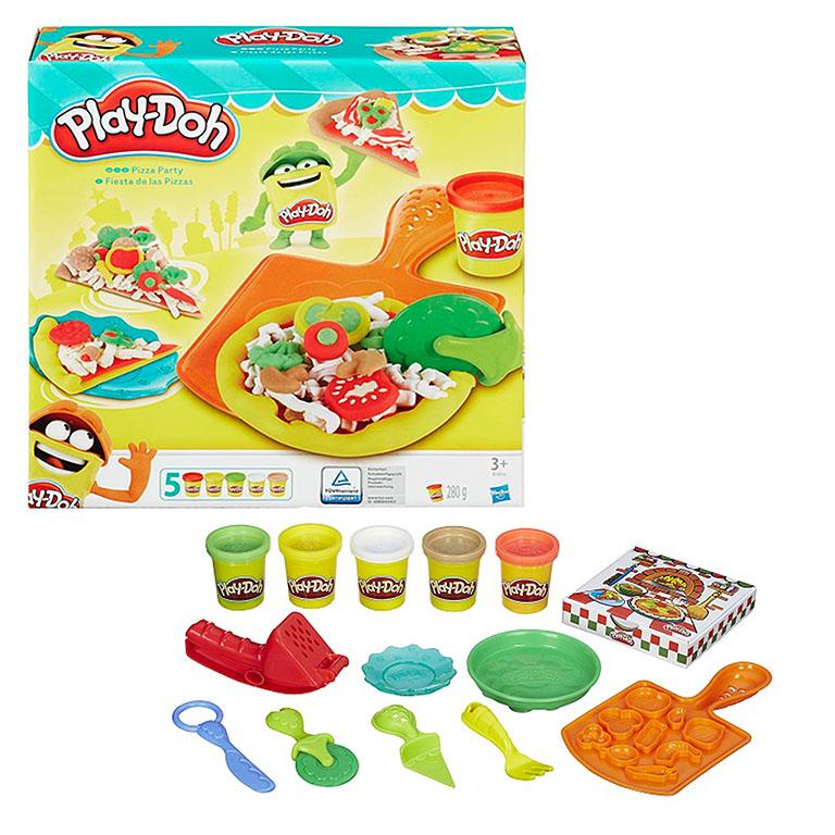 """Play-Doh B1856 Игровой набор """"Пицца"""""""