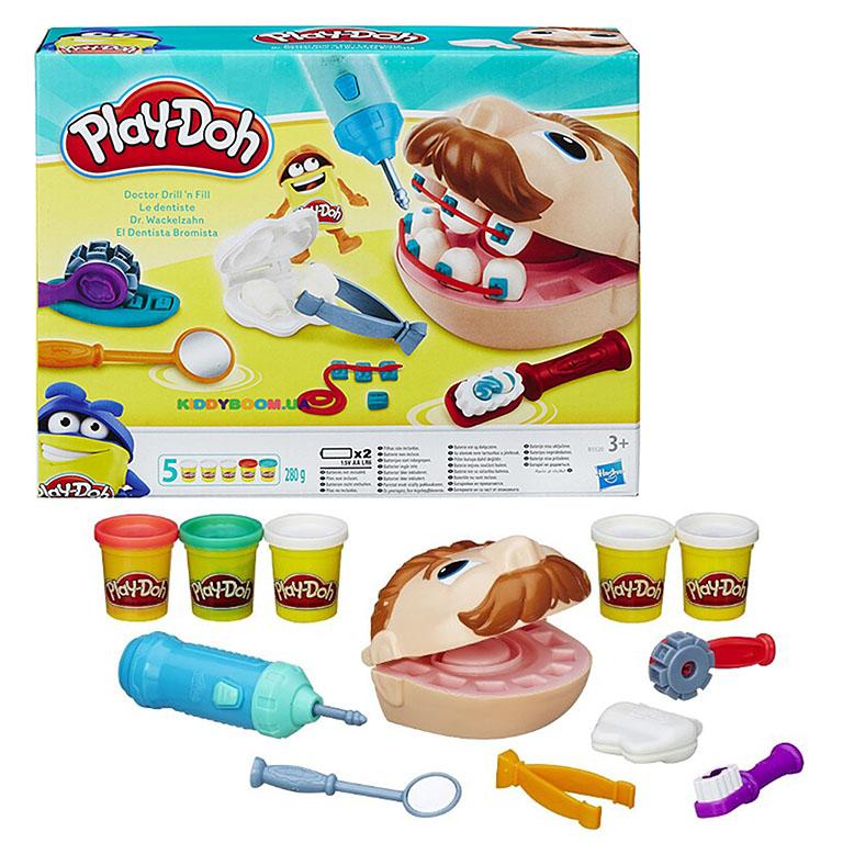 """Play-Doh В5520 Игровой набор """"Мистер Зубастик"""""""